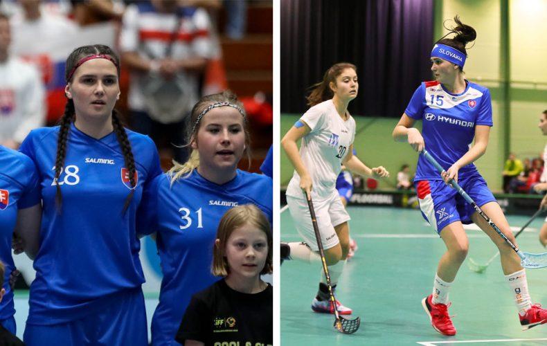 Začínala v Seredi, dnes hrá s dvojkrížom na hrudi a striela góly za slovenskú reprezentáciu
