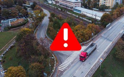Most nad železnicou je v kritickom stave. Seredčania sa musia pripraviť na náročné dopravné obmedzenia
