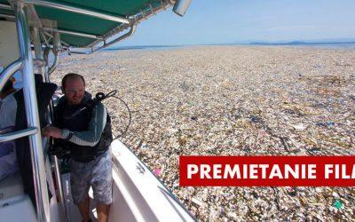 Film premietaný v KC Priestor Seredčanom dokáže, v akom katastrofálnom stave sú naše oceány