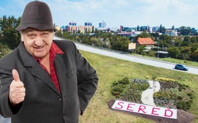 Do Serede príde legendárny komik a ľudový zabávač Ander z Košíc