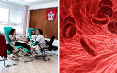 Aj vaša kvapka krvi môže zachrániť ľudský život. 18. ročník darovania krvi sa uskutoční už o pár dní
