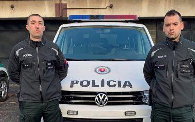 Hrdinovia bežného dňa. Seredskí policajti zachránili život mužovi, ktorý chcel spáchať samovraždu