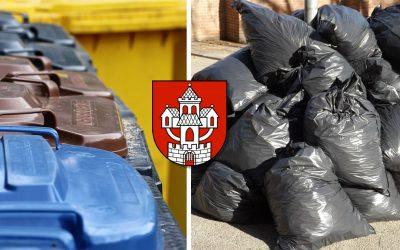 S jarou do Serede prichádza aj upratovanie. Ak triedite odpad, tieto termíny si určite zapíšte