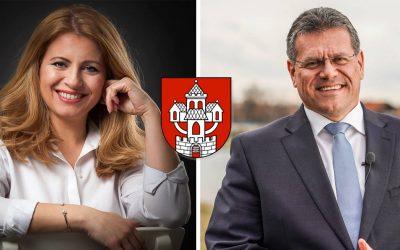 Prezidentské voľby v Seredi vyhrala Zuzana Čaputová. Aká bola volebná účasť a počet odovzdaných hlasov?