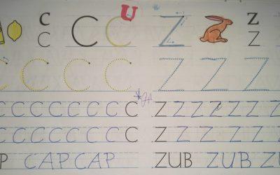 ZŠ Juraja Fándlyho úspešne pokračuje vo výučbe nového typu písaného písma