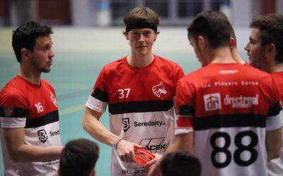 Mestská liga v minulosti naštartovala florbal v Seredi. Teraz pokračuje ďalej a prihlásiť sa môžu už len tri tímy
