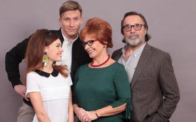 Vajda, Magálová, Bača či Havranová. Známi herci sa predstavia v Seredi v obľúbenej letnej komédii