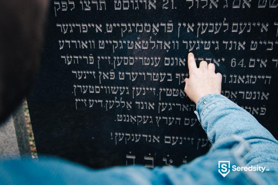 Datovania náboženský židovský muž
