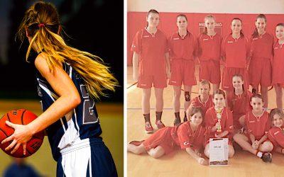 Historický úspech dievčat zo ZŠ J. A. Komenského na Majstrovstvách Slovenska v basketbale dievčat základných škôl