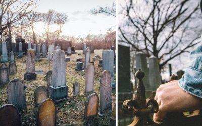 Nafotili sme miesto, ktoré ste možno doteraz videli iba spoza múru. Čo všetko skrýva Židovský cintorín?