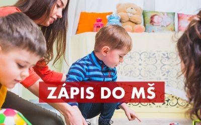 Zápis do materských škôl v Seredi sa blíži. Viete už všetko, čo potrebujete?