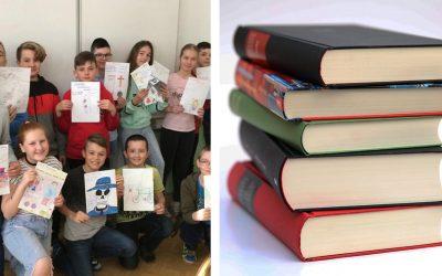 V marci prečítali viac než 15 000 strán. Žiaci z GVMS sa zapojili do skvelej čitateľskej výzvy