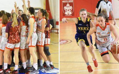 BK Lokomotíva Sereď bude mať trojité zastúpenie na Majstrovstvách Slovenska v basketbale