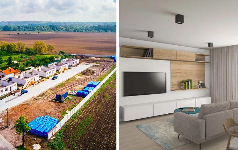 Ďatelinky sú nová a bezpečná lokalita v Seredi, ktorá splní vaše predstavy o šťastnom bývaní