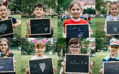Rozkošné deti nechali seredským mamám nádherné odkazy plné lásky