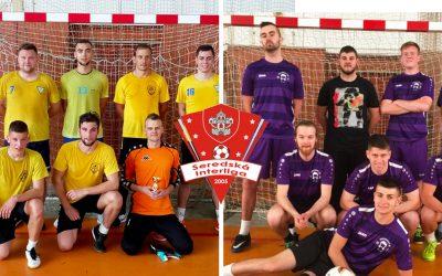 Odkrývame ďalšie dva tímy Seredskej Interligy. Toto sú kluby Mantáci a nováčik Maaskantje