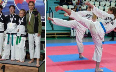 Úspešní seredskí taekwondisti si z medzinárodnej súťaže priniesli sedem medailí