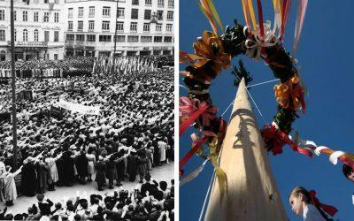 Ako sa k Sviatku práce postavil prezident Masaryk alebo Slovenský štát? História, povery, obyčaje a dedinské prvomájové tradície