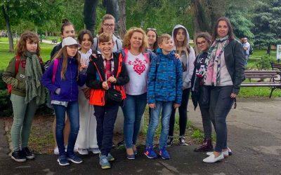 Žiaci zo Šintavy navštívili najstaršiu slovenskú školu na svete v ďalekej Vojvodine