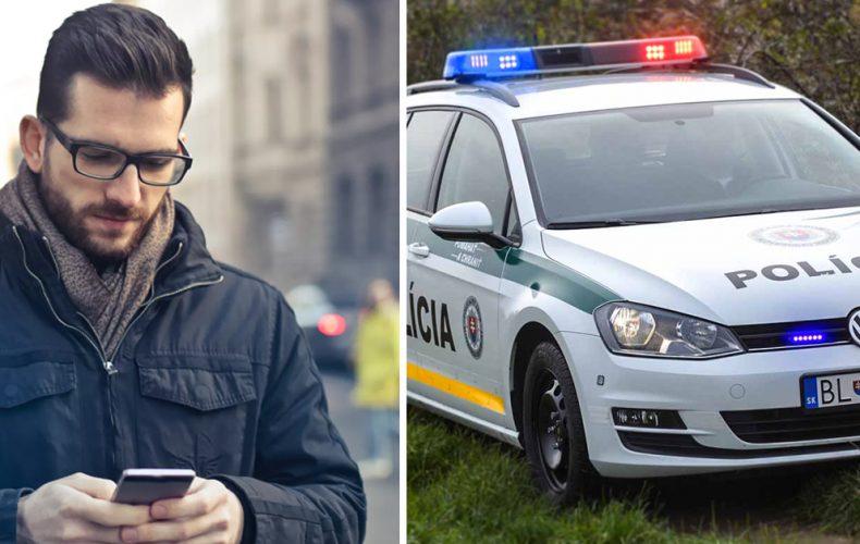 Vedia Seredčania, že na tiesňovú linku 112 môžu písať aj SMS? V prípade nebezpečenstva nemusíte len volať