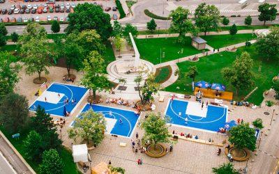 Svetový basketbal bude v Seredi už tento víkend. Okrem výborných zápasov máte šancu aj vyhrať auto