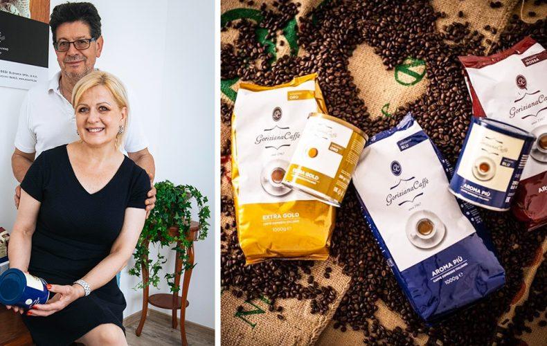 Podnikatelia Giovanni a Vlasta Spadea priniesli do Serede chuť Talianska. Ich príbeh, kávu a oriešky si zamilujete