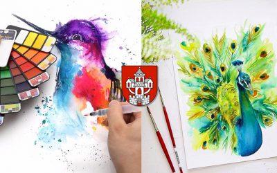 Lokálni umelci z nášho mesta vystavujú svoje diela na unikátnej výstave Seredská paleta 2019
