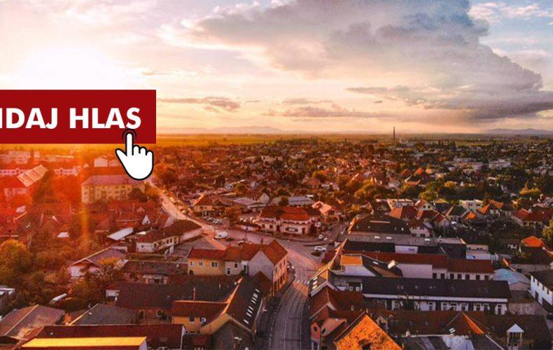 Nedovoľme, aby sa Sereď stala najškaredším mestom na Slovensku. Aj váš hlas pomôže