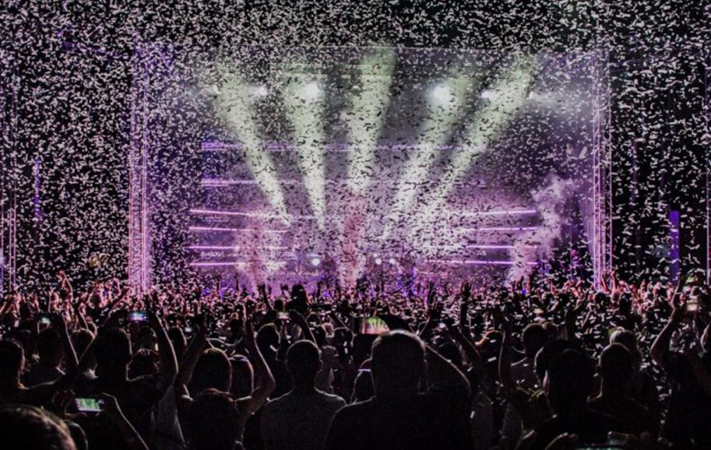 15 najlepších fotomomentov z minuloročných koncertov In Castle v seredskom amfíku