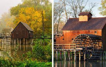 Neviete, kam ísť na výlet? Spoznajte krásu a rozmanitosť vodných mlynov v okolí Serede