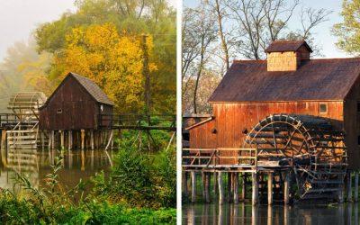 Spoznajte krásu a rozmanitosť vodných mlynov v okolí Serede. Sú jednoducho nádherné a oplatí sa ich navštíviť