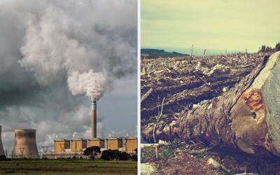 Od pondelka žije ľudstvo do konca roka na ekologický dlh. Prispeli k nemu aj Seredčania?