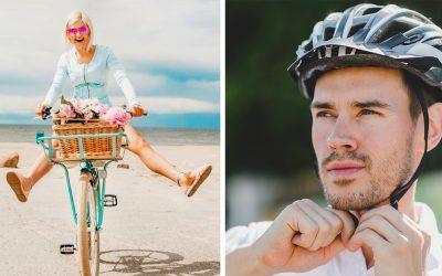 Používanie prilby pre cyklistov už nebude povinné. Začne viac Seredčanov využívať na prepravu bicykle?