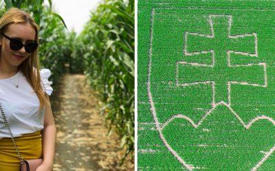 Vo Vlčkovciach otvorili kukuričné bludisko aj tento rok. Aké zmeny si pre vás pripravili?