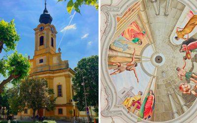 Aké tajomstvá ukrýva farský kostol v Seredi? 10 zaujímavostí o seredskom kostole, o ktorých ste nevedeli