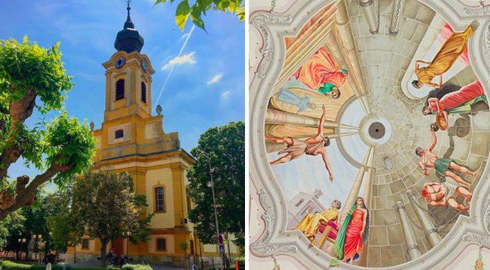 Aké tajomstvá ukrýva farský kostol v Seredi a koľko má vlastne zvonov? O týchto faktoch ste možno nevedeli