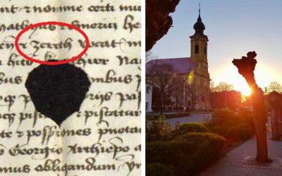 Prečo sa naše mesto volá Sereď? Prinášame vám niekoľko teórií o vzniku a pôvode tohto názvu