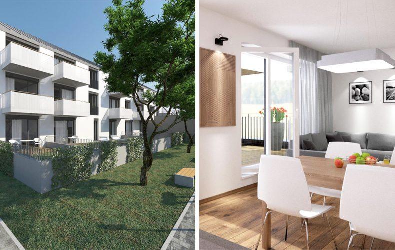 Predstavujeme vám projekt Šintavské nádvorie. V Šintave vyrastajú moderné byty, ktoré vyzerajú fantasticky