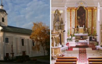 Aké tajomstvá ukrýva Kostol sv. Jakuba v Dolnej Strede? Prinášame vám zopár zaujímavostí nielen z dávnej minulosti