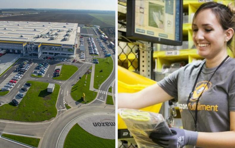 Spoločnosť Amazon vytvorila na Slovensku už 2 600 pracovných miest. Zamestnancom reverzného centra v Seredi sa môžete stať aj vy