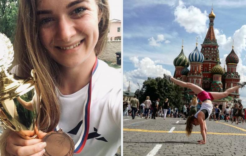 Patanka Veronika Greinerová si v Moskve splnila sen a dokázala, že patrí medzi svetovú špičku
