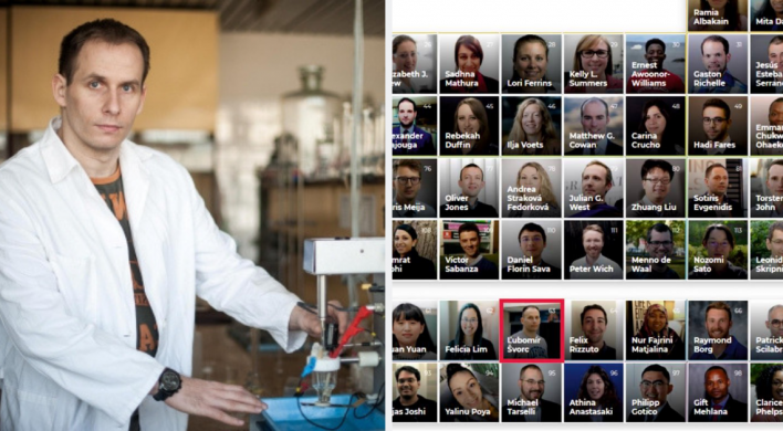 Analytický chemik a Seredčan Ľubomír Švorc sa umiestnil medzi 118 mladými chemikmi z celého sveta