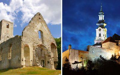 Vybehnite počas leta za históriou. Prinášame vám 15+ hradov, zámkov a kaštieľov v okolí Serede