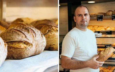 Prišiel až z Balkánu, aby v Seredi otvoril najlepšiu pekáreň v meste. Toto pečivo musíte ochutnať!