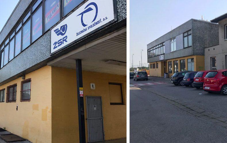 Nové parkovacie miesta pri železničnej stanici? Mesto plánuje výstavbu