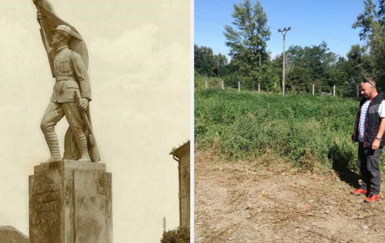 Hľadanie sochy Legionára pokračuje. V spolupráci s geológom by výkopové práce mali začať už túto jeseň