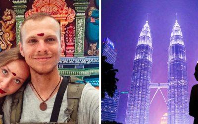 Ako cestovať sám? Seredčania Adela a Boris budú v našom meste prednášať o výhodnom a lacnom cestovaní