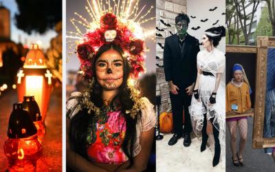 Na Slovensku sú to Dušičky, v USA zase Halloween. Ako vyzerá tento sviatok v ostatných krajinách sveta?