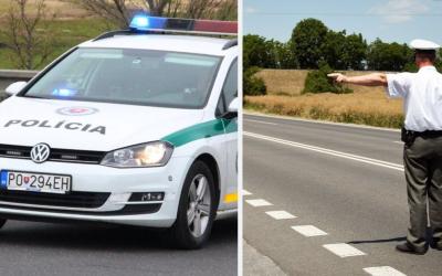 Pozor na cestách budú musieť dávať aj Seredčania. Polícia Slovenskej republiky chystá dôkladnejšie kontroly dodržiavania dopravných predpisov
