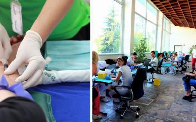 Darcovia krvi, pozor! Tradičné darovanie krvi v Seredi sa uskutoční už po 20. raz